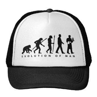 Evolution OF one more waiter Trucker Hat