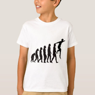 Evolution of Parkour (Free Running) T-Shirt