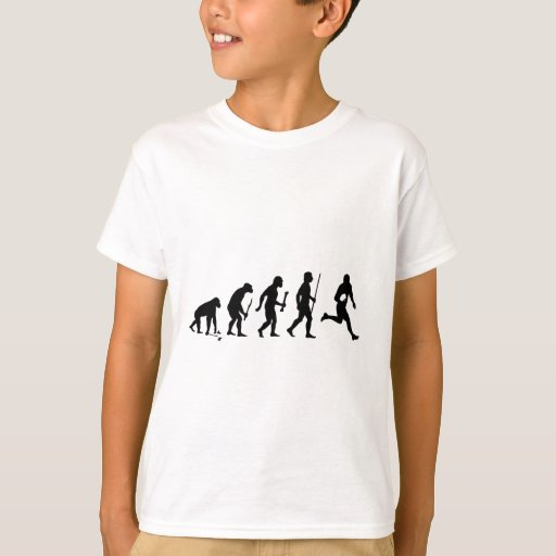 Evolution of Rugby T-shirt