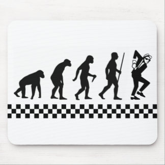 Evolution of Ska Mousepad
