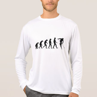 Evolution of Ski T-Shirt