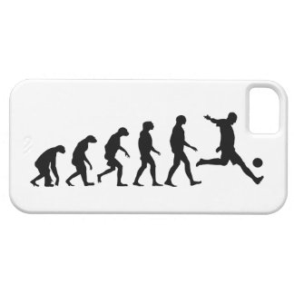 Evolution of Soccer iPhone 5 Case
