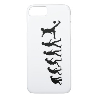 Evolution of Soccer iPhone 7 case