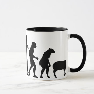 Evolution of the Masses Mug
