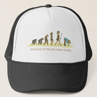 Evolution of the Sea Glass Hunter Trucker Hat