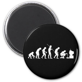 Evolution of Video Games Gaming Gamer Magnet