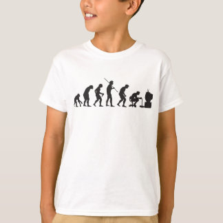 Evolution of Video Games Gaming Gamer Shirt
