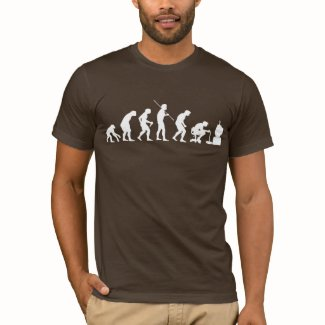 Evolution of Video Games T-Shirt