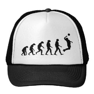 Evolution of Volleyball Cap