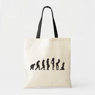 Evolution of Women Funny Bag