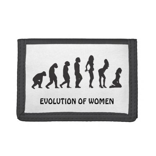 the evolution of women throughout winesburg Human evolution is the lengthy process of change by which people originated from apelike ancestors scientific evidence shows that the physical and behavioral traits shared by all people originated from apelike ancestors and evolved over a period of approximately six million years one of the .
