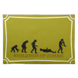 Evolution of Zombie Placemats
