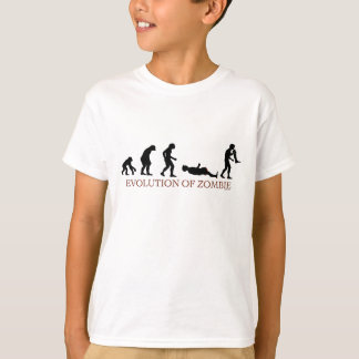 Evolution of Zombie Shirts