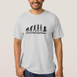 Evolution Paintball Tee Shirt