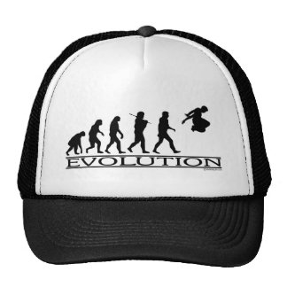 Evolution Parkour Cap