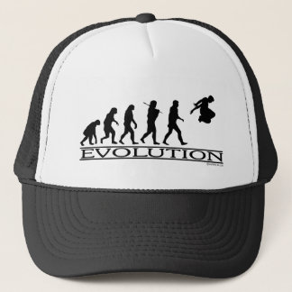 Evolution Parkour Trucker Hat