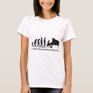 evolution piano T-Shirt