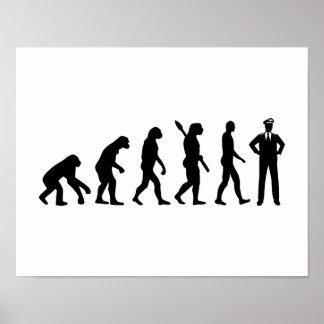 Evolution Pilot Poster