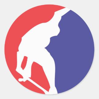 Evolution/Revolution:  Skate or Die Stickers