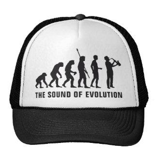 Evolution saxophone cap