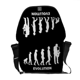 evolution saxophone player courier bags