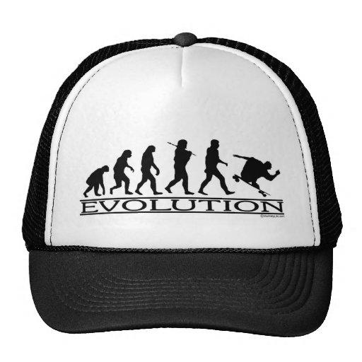Evolution - Skateboarding - Male Hat
