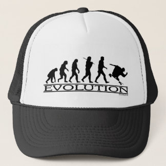 Evolution - Skateboarding - Male Trucker Hat