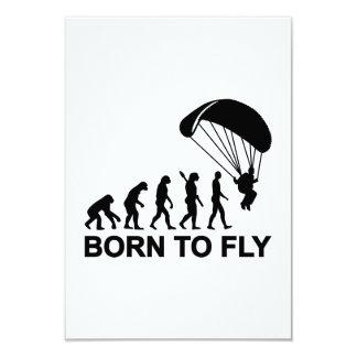 Evolution Skydiving born to fly Custom Invites