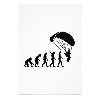 Evolution Skydiving Invites