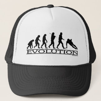 Evolution - Speed Skating Trucker Hat