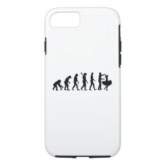 Evolution square dance iPhone 7 case