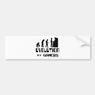Evolution t-shirt by Gamers Bumper Stickers