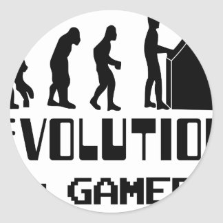 Evolution t-shirt by Gamers
