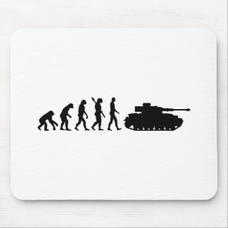 Evolution Tank Mouse Pad