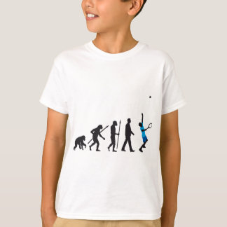 evolution tennis more player T-Shirt