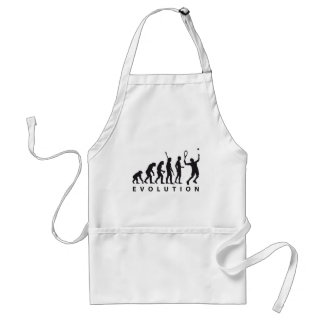 evolution tennis standard apron