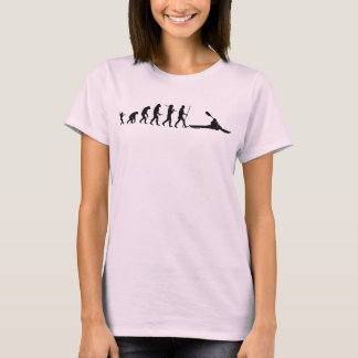 Evolution to Kayak T-Shirt
