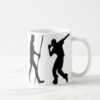 EVOLUTION TO STREET DANCER BASIC WHITE MUG