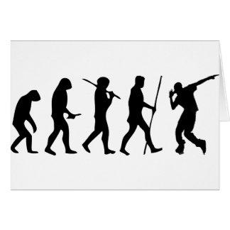 EVOLUTION TO STREET DANCER CARD
