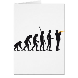 evolution trumpet more player card