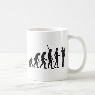 evolution trumpet more player coffee mug