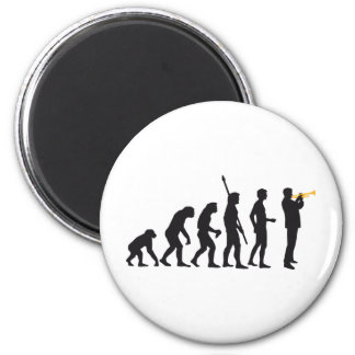 evolution trumpet more player magnet