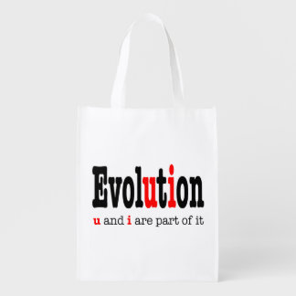 Evolution: u and i are part it