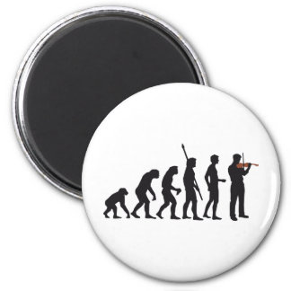 evolution violin magnet