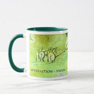 Evolution-Vision Mug
