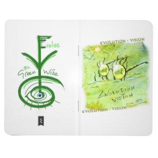 Evolution Vision : pocket book