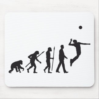 evolution volleyball more player mouse mat