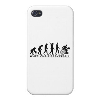 Evolution wheelchair basketball case for iPhone 4