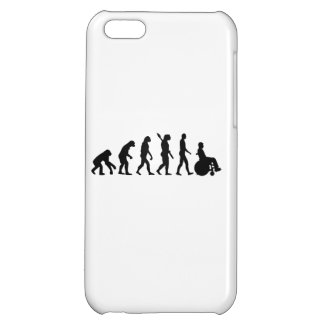 Evolution wheelchair handicaped iPhone 5C covers