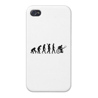 Evolution wheelchair tennis covers for iPhone 4